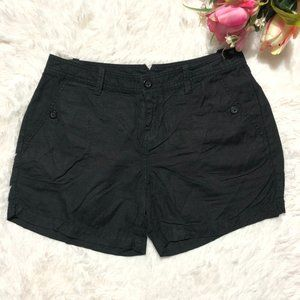 CALVIN KLEIN CHINO DRESS BLACK SHORT SIZE 8